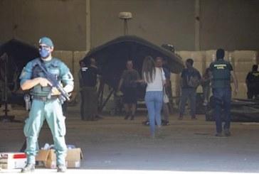 26 las detenciones en el marco de la macrooperación contra el narcotráfico en Huelva