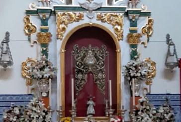 La Hermandad de Isla Cristina celebró la sabatina en honor a la Virgen del Rocío