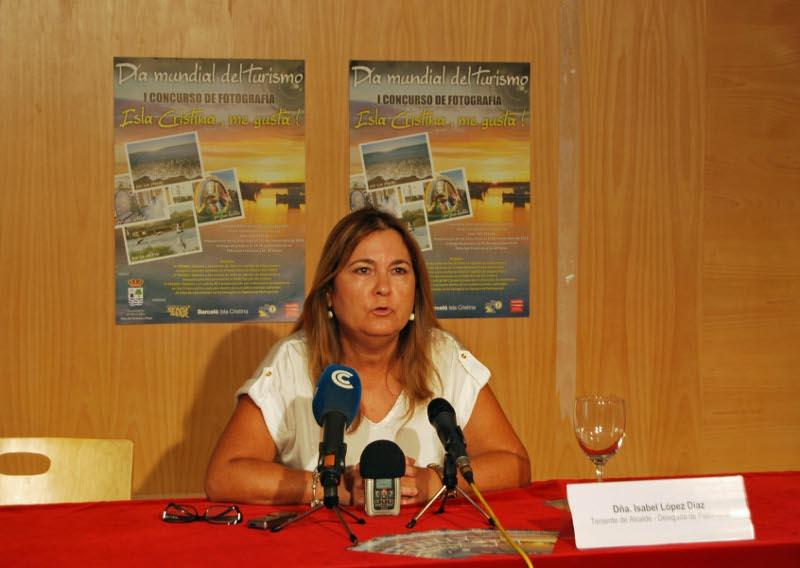 Agenda del Día con los Actos en Radio Isla Cristina