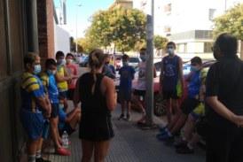 En Marcha los entrenamientos del CB Isla Cristina