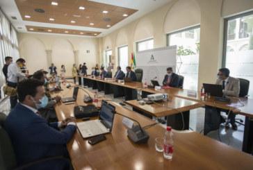 La provincia de Huelva recibe cerca de 6 millones para las obras del Programa de Fomento del Empleo Agrario PFEA