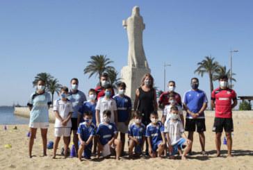 Campus de Real Club Recreativo de Huelva de Fútbol Playa