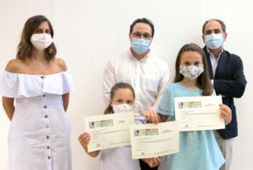 Entregado los premios del Concurso de creaciones infantiles, 'CONFIDOMUS.