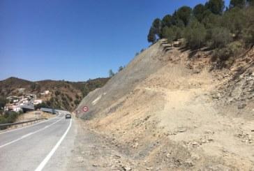 Abiertas las cuatro carreteras provinciales de acceso a Portugal