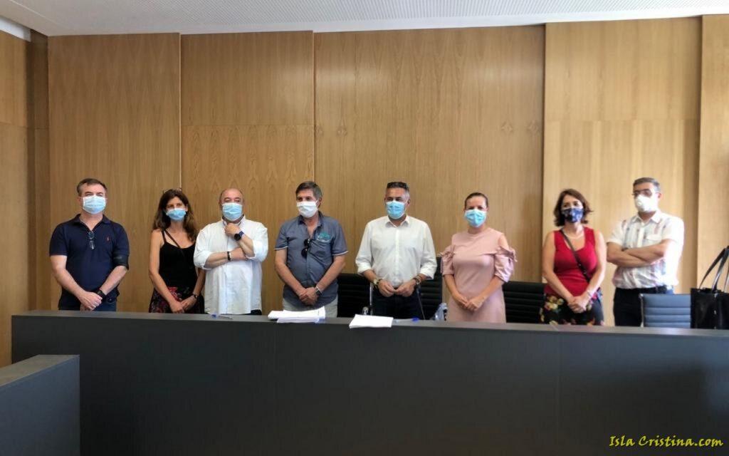Recepcionada la obra del edificio del Ayuntamiento de Isla Cristina tras su rehabilitación