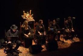 El espectáculo 'Palabras de Amor' llenará de música y poesía el ciclo 'Las Tardes del Foro'