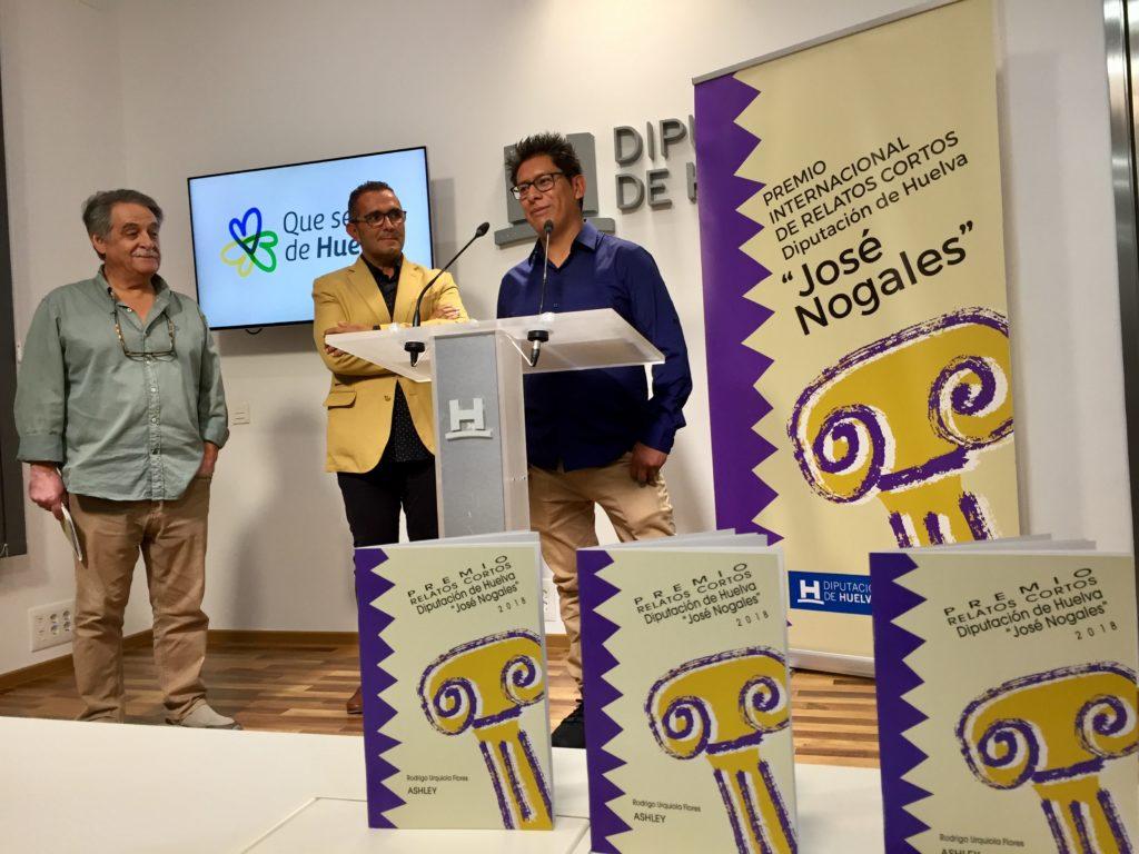 La Diputación de Huelva publica las bases de la 26 edición del Premio Internacional de Relatos Cortos José Nogales