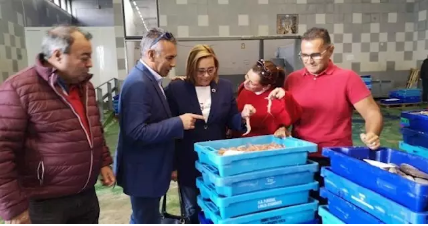 PSOE de Huelva destaca que las ayudas de 30 millones de euros a la pesca