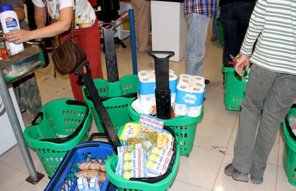 Diputación incrementa en más de un 300 % la cuantía de las ayudas directas a las familias más vulnerables