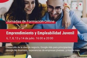 El IAJ centra en Huelva su formación de julio en el emprendimiento y la empleabilidad juvenil