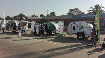 La AECC Huelva arranca con la campaña de piel con tres unidades móviles por toda la costa y provincia