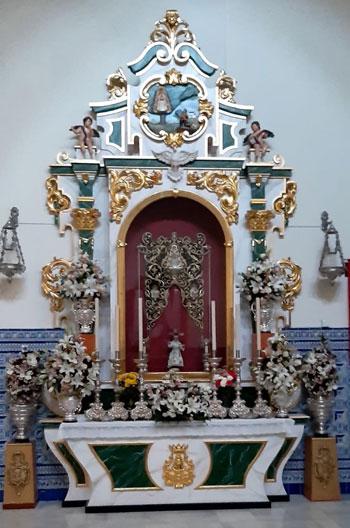 La Hermandad del Rocío de Isla Cristina celebrará su misa mensual