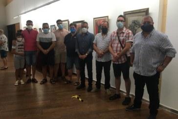 Inaugurada en Isla Cristina la I Muestra de Arte Cofrade 'Pasión Isleña'