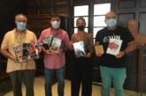La Biblioteca de Isla Cristina recibe una donación de libros de la Asociación Amigos del Atún
