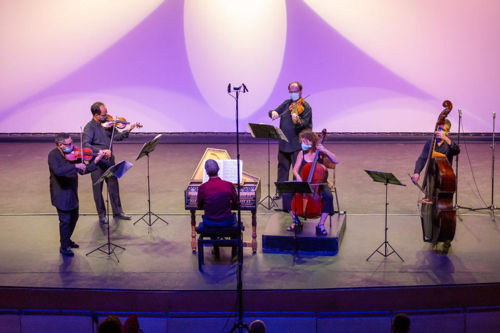 Inaugurado el IV Festival Internacional de Música de Cámara 'Ciudad de Isla Cristina'