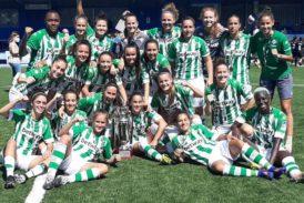 El Real Betis Féminas de la isleña Irati conquista la Copa de Andalucía 2020