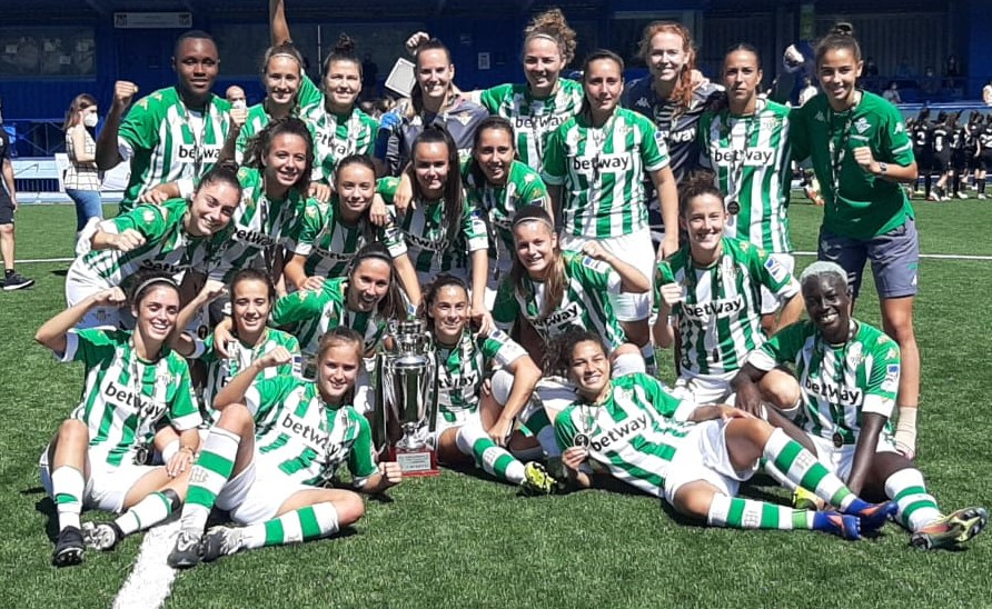 El Betis Féminas de la isleña Irati Real, se juega la vida ante al EDF Logroño