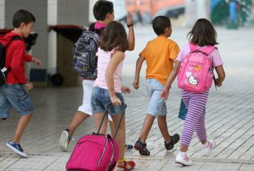 La Vuelta al Cole de los niños y niñas en Radio Isla Cristina