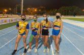 Oro, Plata y Bronce para el atletismo isleño en Sevilla