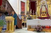 Exaltación a la Virgen del Rosario en