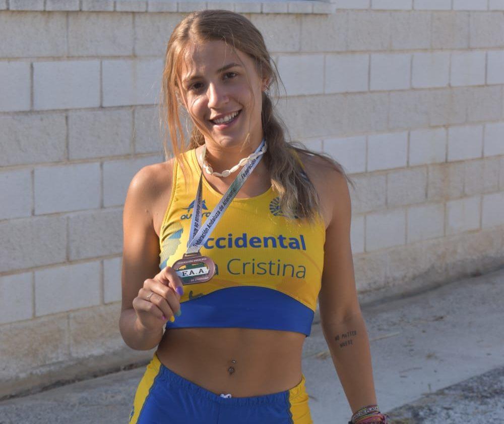 Eva Cárdenas, convocada por la Federación Andaluza para el Campeonato de España