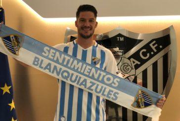 Caye Quintana llega cedido al Málaga