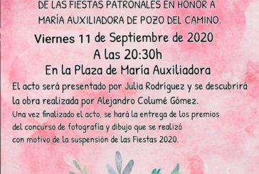 Presentación del Cartel del 80 Aniversario de las Fiestas Patronales en Honor a María Auxiliadora