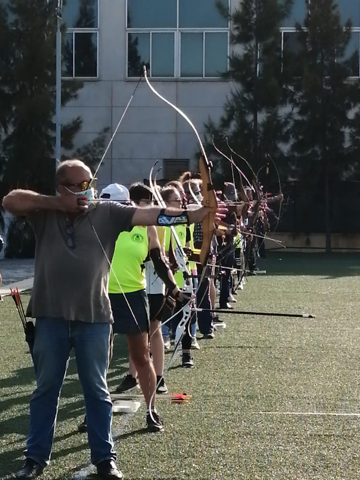 Buen comienzo de temporada del Club Deportivo de Tiro con Arco » La Flecha Isleña»