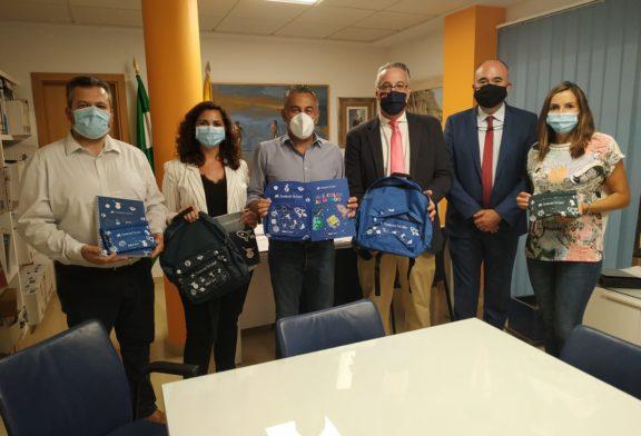 El Ayuntamiento de Isla Cristina entregará 211 kits escolares a familias vulnerables con menores