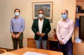 La Federación de AFAs de Huelva agradece a Diputación su colaboración en la desinfección de los centros provinciales