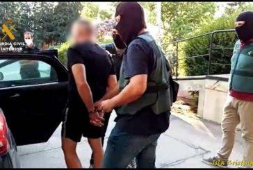 La Guardia Civil realiza registros en Isla Cristina contra el narcotráfico