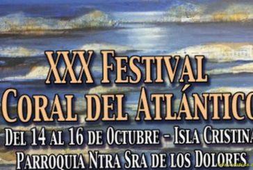 Suspendido el Festival Coral Internacional del Atlántico de Isla Cristina