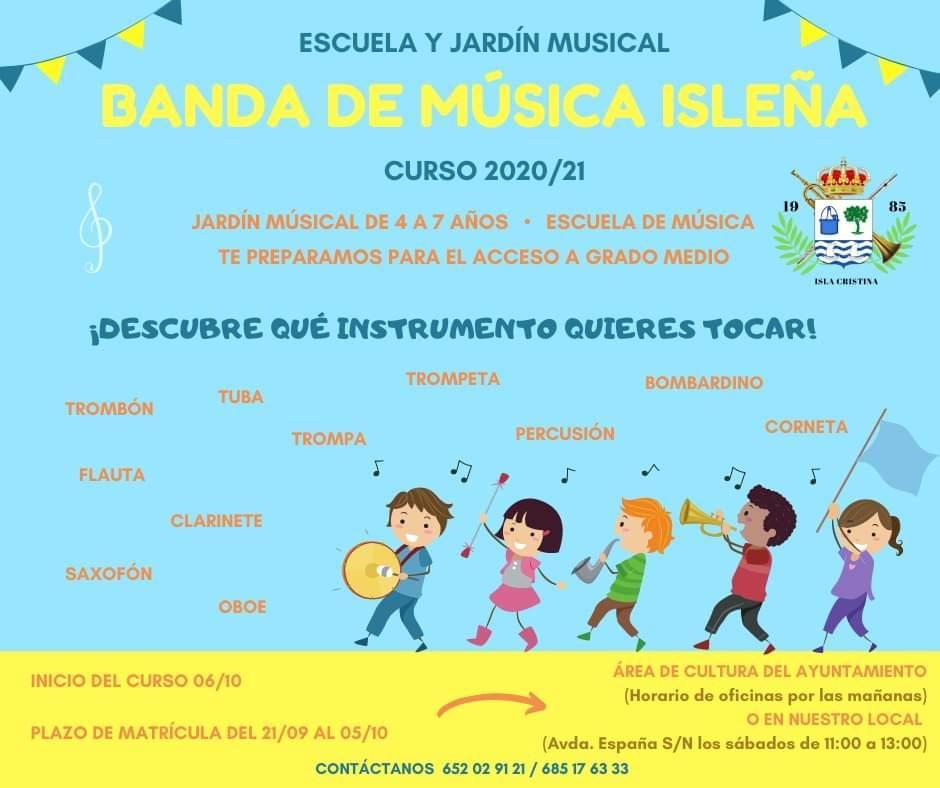 Escuela y Jardín Musical Isla Cristina