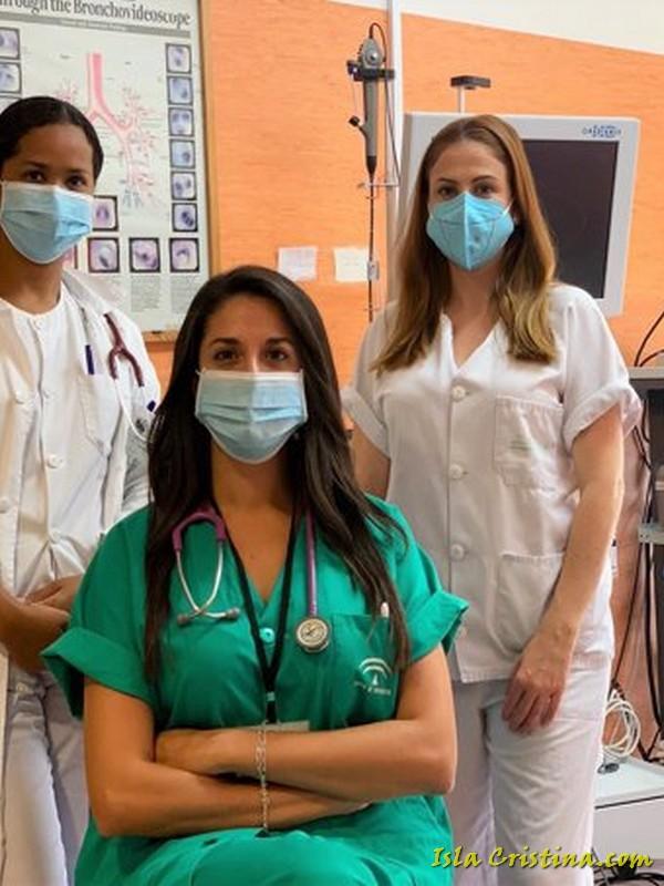 La Unidad de Neumología del Hospital Infanta Elena de Huelva, premio a la mejor Comunicación en el congreso Neumosur