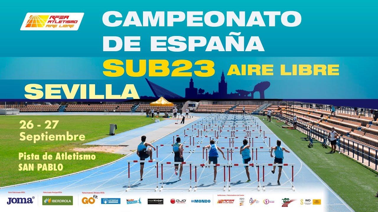 Alba Pérez en el Campeonato de España Promesa