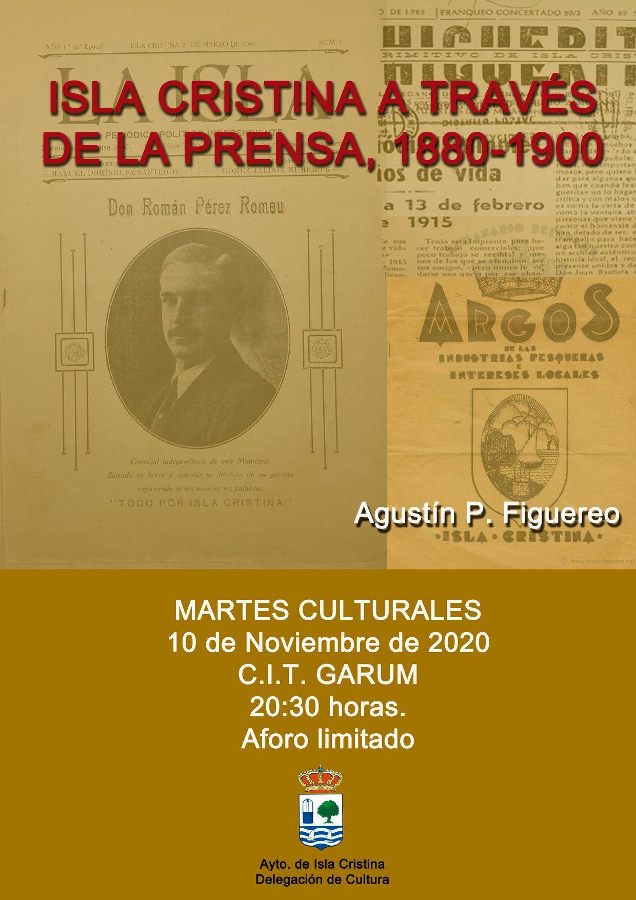 Isla Cristina a Través de la Prensa 1880 – 1900