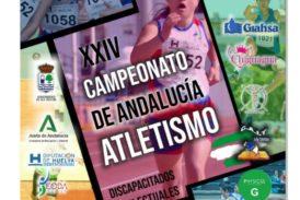 Isla Cristina acoge el Campeonato de Andalucía Atletismo Discapacitados Intelectuales