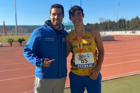 Atletas Onubenses destacan en España