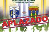 El Isla Cristina - Ciudad Jardín, aplazado debido a un positivo de Covid-19 en el club Cordobés