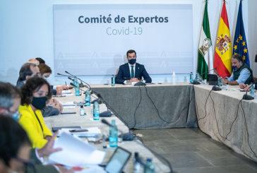 Nuevas medidas contra el COVID-19 en Andalucía