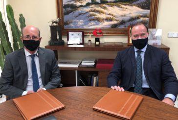 Caja Rural del Sur y CECE-Andalucía sellan un acuerdo que mejorará la gestión de los centros educativos