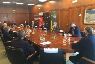 Fertinagro Biotech y la Cooperativa de 2º ONUCOOP estudian optimizar la nutrición sostenible del viñedo del Condado de Huelva