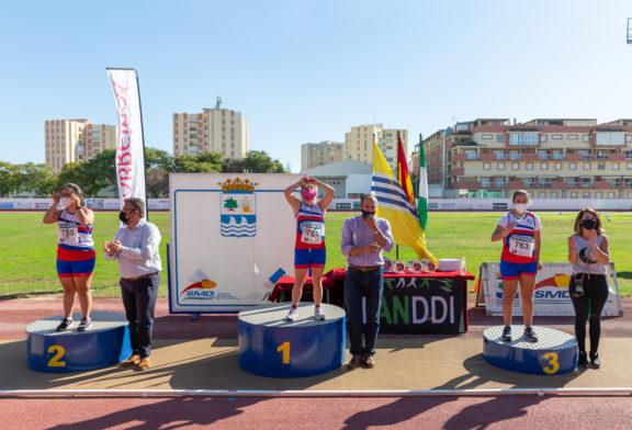 Isla Cristina acoge, un año más, el Campeonato de Andalucía de Atletismo para Personas con Discapacidad Intelectual