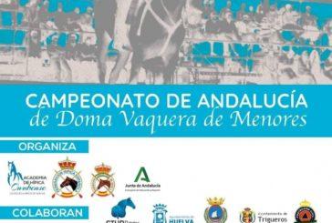 Huelva acoge la final del Campeonato de Andalucía de Doma Vaquera para menores