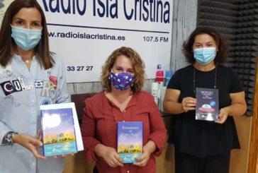 La maestra Lucía Enríquez presenta su segundo libro infantil en el espacio educativo de Radio Isla Cristina