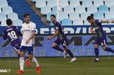 Un gol del isleño Caye Quintana apuntala la victoria del Málaga en Zaragoza