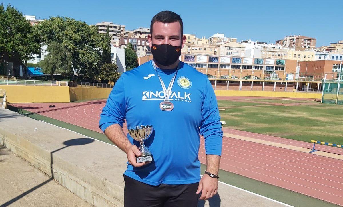 Plata y Bronce para el isleño Riki Orta en el Campeonato de Andalucía de Clubes Júnior