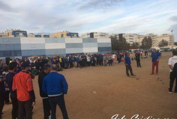 Suspendidos los campeonatos de Andalucía de Petanca a celebrar en Isla Cristina