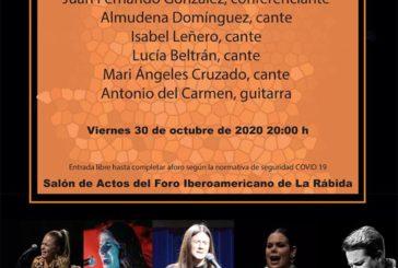 'La esencia del fandango' protagoniza este viernes 'Las Tardes del Foro' Iberoamericano