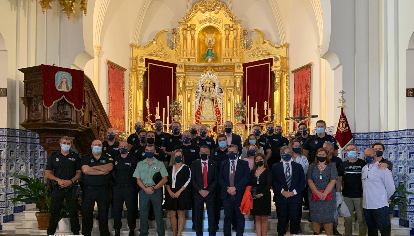El Ayuntamiento celebra la onomástica de los Ángeles Custodios, Patronos de la Policía Local